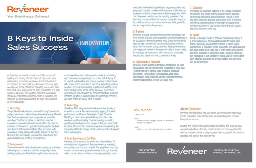 8-KEYS-TO-INSIDE-SALES-SUCCESS