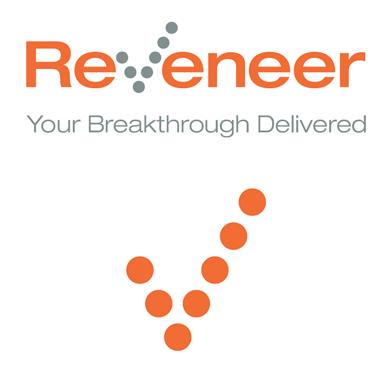 Reveneer Logo Design