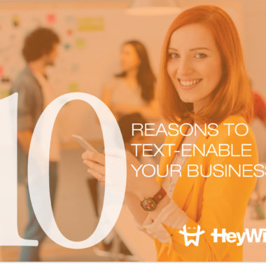HeyWire Collateral